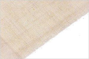 手織りパシュミナのフリンジ